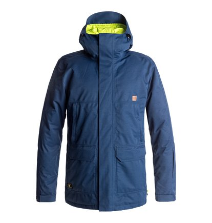 Harbor - Veste de snow pour Homme - Bleu - DC Shoes