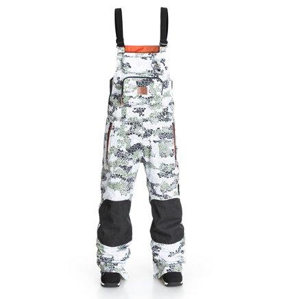 Clash DPM -  Bib Pants  EDYTP03009