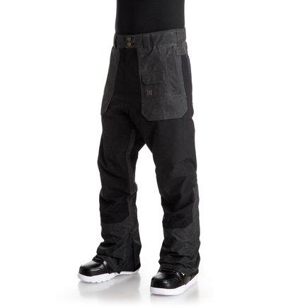 Сноубордические штаны Asylum от DC Shoes