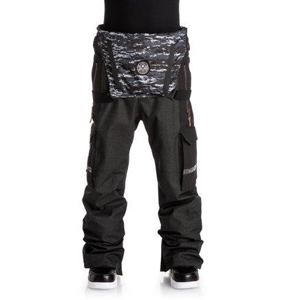 Сноубордические штаны-комбинезон Platoon SPT от DC Shoes