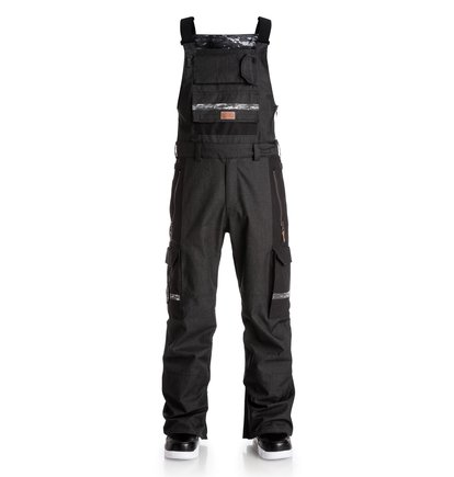 Platoon SPT - Bib Snow Pants  EDYTP03014