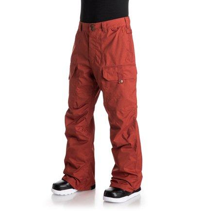 Сноубордические штаны Code от DC Shoes