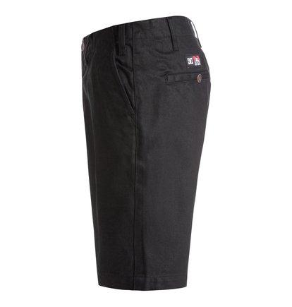 Ben Davis ShortsМужские шорты Ben Davis от DC Shoes.ХАРАКТЕРИСТИКИ: коллаборация DC x Ben Davis, тяжелая и плотная саржа, прямой крой, изнанка пояса и карманов с принтом.СОСТАВ: 100% хлопок.<br>