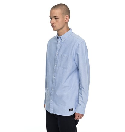 Рубашка с длинным рукавом Classic Oxford
