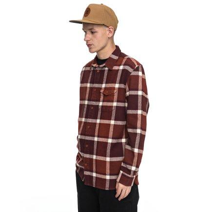 Рубашка с длинным рукавом Marsha Flannel рубашка в клетку детская dc marsha ls boy marsha chili pepper