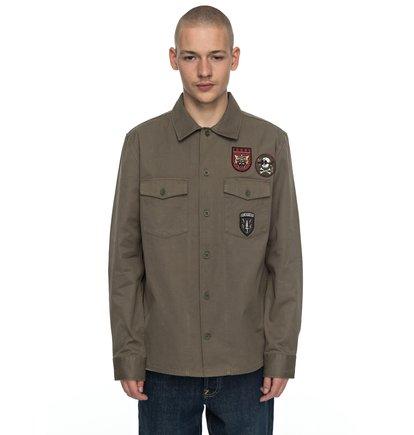 Jedburgh - Long Sleeve Overshirt  EDYWT03164