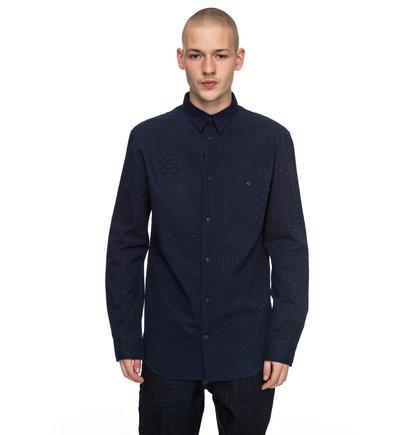 Swalendalen - Textured Long Sleeve Shirt  EDYWT03167
