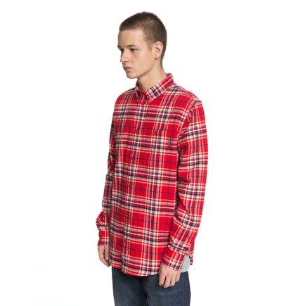 Рубашка с длинным рукавом South Ferry рубашка в клетку dc south ferry 2 south blue