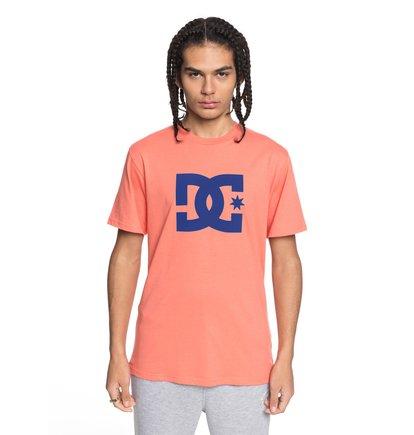 Купить Футболка Star - Розовый, DC Shoes, 100% хлопок