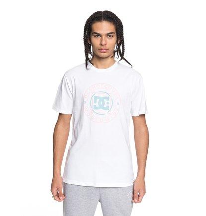 Купить Футболка Endless Frontier - Белый, DC Shoes, 100% хлопок