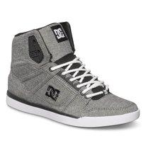 Athletics DC Shoes Women's Rebound Hi Black/Multi/White