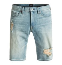 Washed Straight - Denim Shorts  EDYDS03019