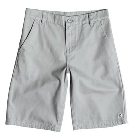 CHINO BASIC WALKSHORT Grey 50565001