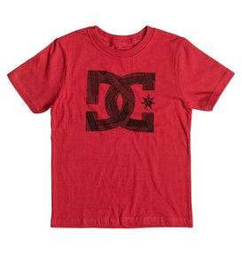 DC LINEARISM GRAPHIC TEE Red 50654906
