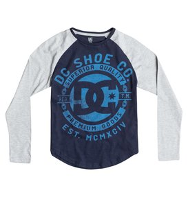 CHAIN GRAPHIC RAGLAN Blue 50654924
