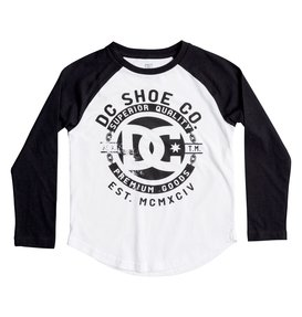 CHAIN GRAPHIC RAGLAN White 50664024