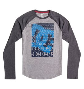 VANISHING GRAPHIC RAGLAN Black 50664026