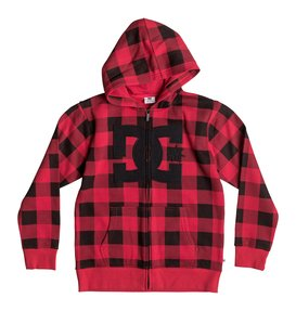WOODSY HOODY Red 50664052