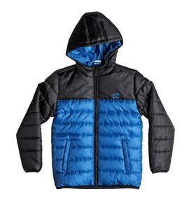 BLOCK PUFFER OUTERWEAR White 50666001