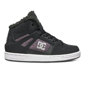 Rebound WNT - Winterized High-Top Shoes  ADBS100075