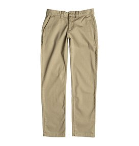 Worker - Straight Fit Trousers  ADKNP03000