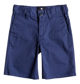 WORKER STRAIGHT SHORTS KD Blue ADKWS03003