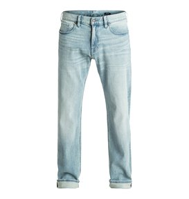 Chris Cole Stone Wash - Straight Fit Jeans  ADYDP03012