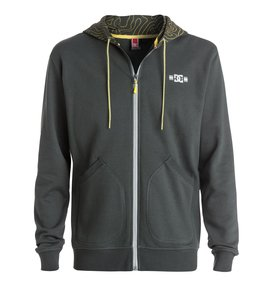 RD Topo Map - Zip-Up Hoodie  ADYFT03092