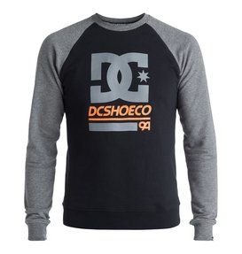 DC Rail Raglan - Sweatshirt  ADYFT03150