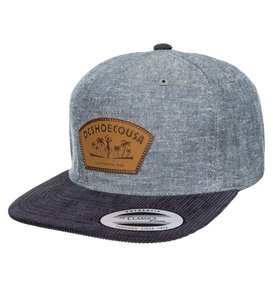 Faced Out - 5-Panel Snapback Cap  ADYHA03146