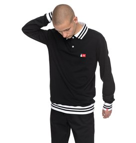 Skate - Long Sleeve Polo Shirt  ADYKT03106