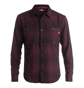 Venetian Hombre Flannel - Long Sleeve Shirt  ADYWT03055