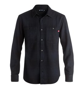 Cyril Flannel - Long Sleeve Shirt  ADYWT03056