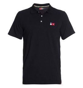 DC CAM POLO CORE TALL FIT  BR61161505