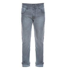 DC CALCA JEANS DC LIGHT GREY STRAIGHT  BR63331481