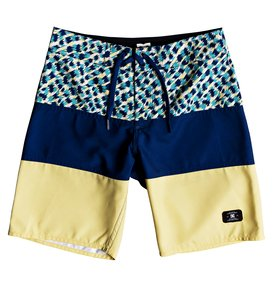 "Hot Blocked 16"" - Board Shorts  EDBBS03037"