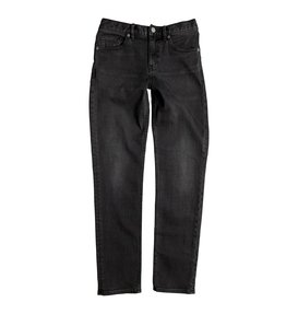 Washed Medium Grey - Slim Fit Jeans  EDBDP03029