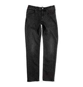 Washed Medium Grey - Slim Fit Jeans  EDBDP03029