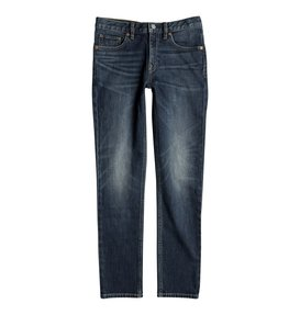 Washed Medium Stone - Slim Fit Jeans  EDBDP03031