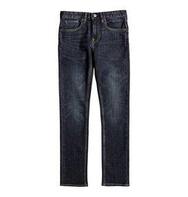 Worker Medium Stone Skinny - Skinny Fit Jeans  EDBDP03040