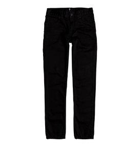 Worker Black Rinse Slim - Slim Fit Jeans  EDBDP03041