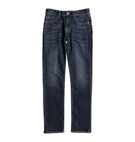 Worker Medium Stone - Slim Fit Jeans  EDBDP03047