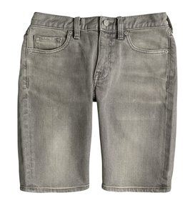 Washed Straight - Denim Shorts  EDBDS03006