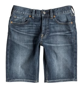 Washed Straight - Denim Shorts  EDBDS03007