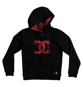 Hook Up - Zip-Up Hoodie  EDBFT03084