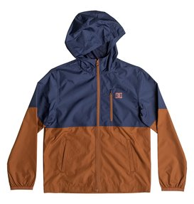 Dagup Block - Water-Resistant Windbreaker  EDBJK03019