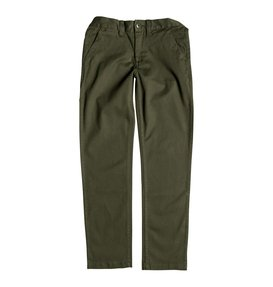 Worker - Straight Fit Trousers  EDBNP03006