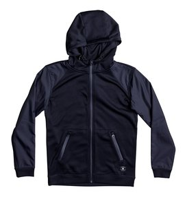 Wentley - Zip-Up Polar Hoodie  EDBPF03008