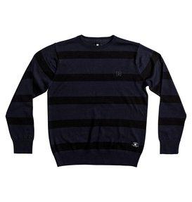Sabotage Stripe - Sweatshirt  EDBSW03012