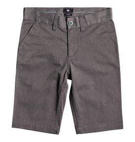 Worker Heathered - Chino Shorts  EDBWS03046